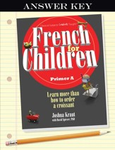 French for Children Primer A Key