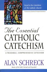 The Essential Catholic Catechism: Keyed to the Catechism  of the Catholic Church