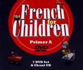 French for Children DVDs & Chant CD