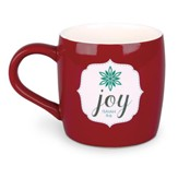 Joy, For Unto Us A Child Is Born, Mug