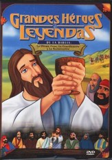 La Ultima Cena, Grandes Héroes y Leyendas de la Biblia  (Last Supper, Great Heroes and Legends of the Bible), DVD