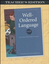Well-Ordered Language Level 2B Teacher's Edition