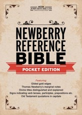 KJV Newberry Reference Bible: Pocket Edition