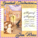 Mystery! Mystery! for Children       - Audiobook on CD