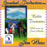 Celtic Treasures       - Audiobook on CD