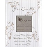 Jesus Loves Me Photo Album
