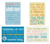 Thinking Of You, Drawing Closer Cards, Box of 12