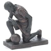 Basketball Player, Prayer Figurine