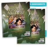 BJU Press Reading 5 Teacher's  Edition with Assessments (2nd  Edition)