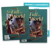 BJU Press Reading 6 Teacher's Edition with Assessments (2nd Edition)
