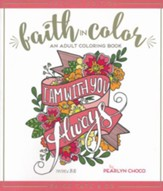 Faith in Color: An Adult Coloring Book (Premium)
