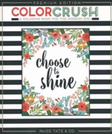 Color Crush: An Adult Coloring Book (Premium)