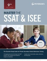 Master the SSAT & ISEE - eBook