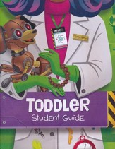 Time Lab: ESV Toddler Student Guide (pkg. of 10)