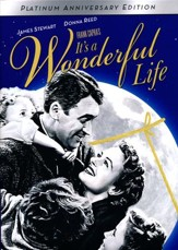 It's A Wonderful Life: 70th Anniversary Edition, DVD