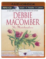 The Matchmakers - unabridged audiobook on MP3-CD