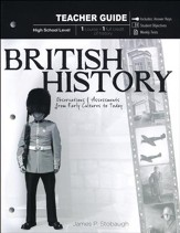 British History: Observations and Assessments from Creation to Today, Teacher Guide