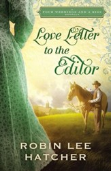 Love Letter to the Editor: A Four Weddings and A Kiss Novella - eBook