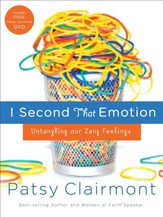 I Second That Emotion: Untangling Our Zany Feelings - eBook