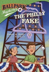 Ballpark Mysteries #9: The Philly Fake - eBook