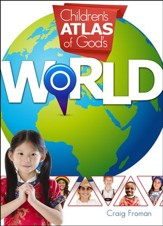 Children's Atlas Of God's World - Slightly Imperfect