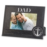 Dad, Anchor Photo Frame
