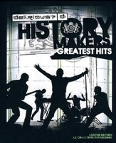 History Makers: Greatest Hits Limited Edition CD/DVD