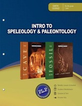 Intro to Speleology & Paleontology Teacher Guide, The Wonders of Creation Series