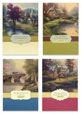 Thinking of You Cards, Thomas Kinkade, Box of 12