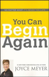 You Can Begin Again  - Slightly Imperfect
