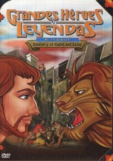 Daniel y el Cubil del León  (Daniel in the Lion's Den), DVD