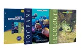 Intro to Oceanography & Ecology Pack, 3 Volumes The Wonders of Creation Series