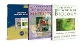 Concepts of Medicine & Biology Pack, 3 Volumes