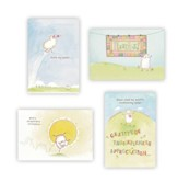 Really Woolly Thank You Cards, Box of 12