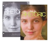 Skills for Rhetoric Pack, 2 Volumes
