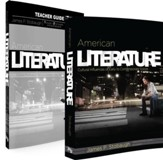 American Literature Pack, 9th-12th Grade, 2 Volumes