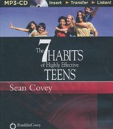 The 7 Habits of Highly Effective Teens - unabridged audiobook on CD