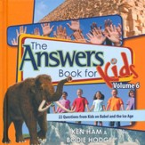 Answers Book for Kids: Ice Age, Volume 6