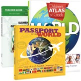Elementary Geography & Cultures  Pack, 3 Volumes