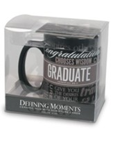 Congratulations Graduate, with Scripture Cards Mug