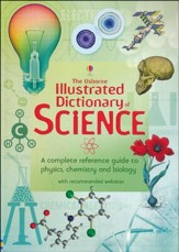 Illustrated Dictionary of Science