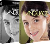 Skills for Language Arts Pack, 7th-8th Grade, 2 Volumes
