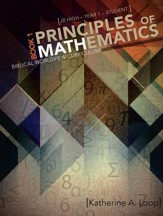 Principles of Mathematics, Student Book