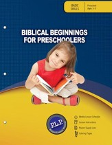 Biblical Beginnings for Preschoolers