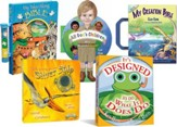 Biblical Beginnings Toddler Package,  5 Volumes