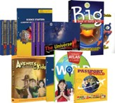 Master Books Grade 4 Curriculum Kit