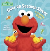 Over on Sesame Street (Sesame Street): A Counting Rhyme - eBook