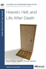 Heaven, Hell, and Life After Death - eBook