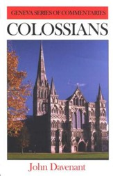 Colossians, Geneva Commentary Series