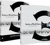 Studies in World History 3 Pack, 7th-8th Grade, 2 Volumes